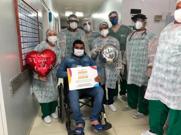 VITÓRIA Hospital de Campanha de Arapiraca fecha julho sem mortes por Covid-19