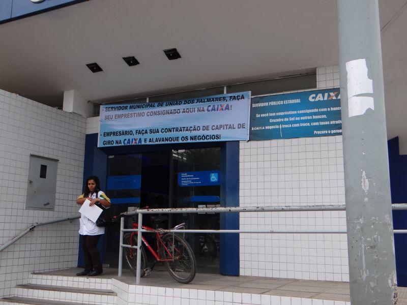 PREFEITURA NÃO REPASSOU: Banco nega consignado a professora em União do Palmares