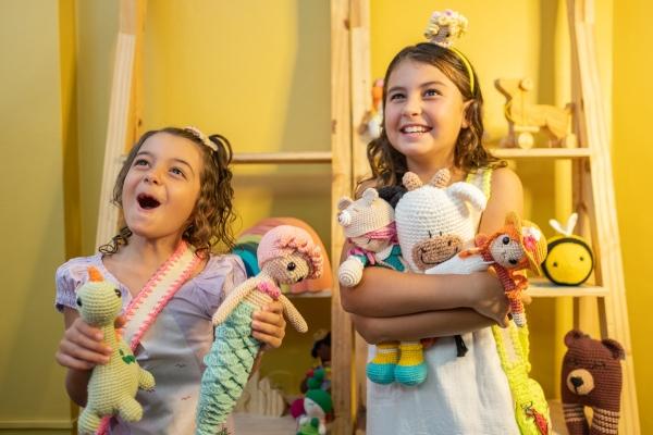 ARTE PARA BRINCAR Galeria Alagoas Feita à Mão apresenta campanha para o Dia das Crianças