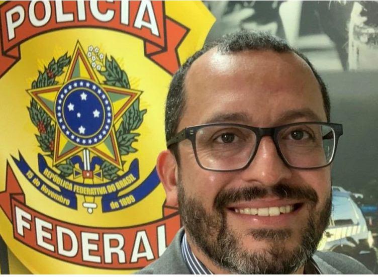 Segurança Delegado André Costa retorna para a superintendência da PF em Alagoas
