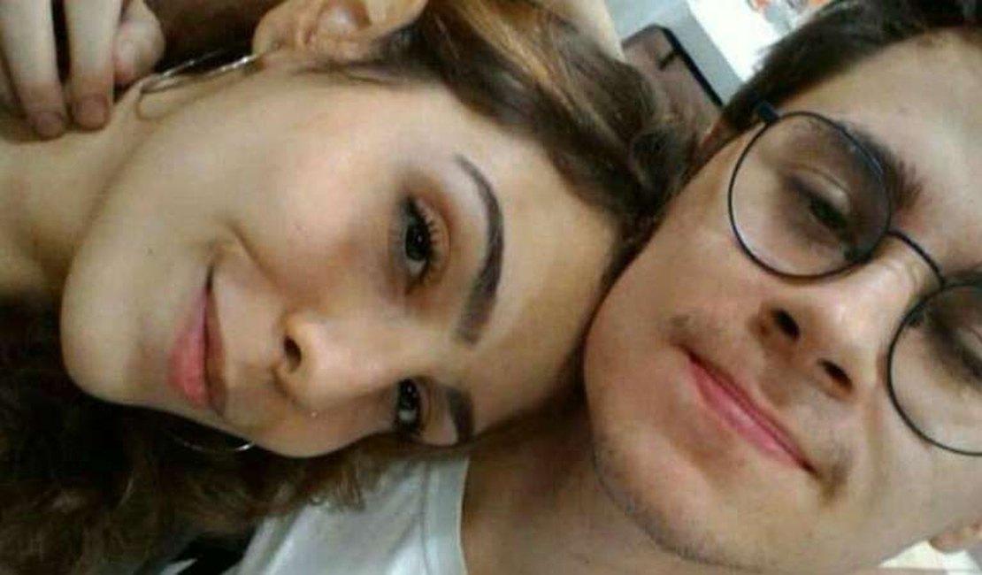 FORAGIDO: Filha do assassino do namorado ator Rafael Miguel e seus pais, diz que só quer paz