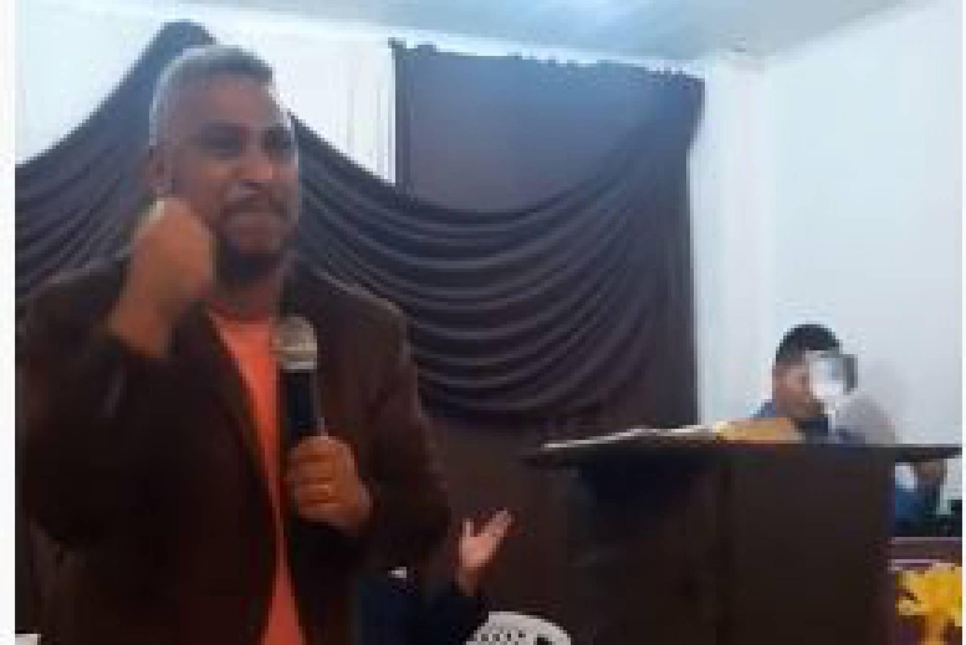 BRASIL: Pastor candidato a vereador é preso apontado como chefe do tráfico