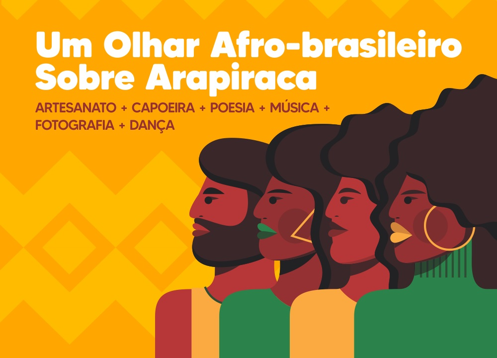 ARAPIRACA CELEBRA DIA DA CONSCIÊNCIA NEGRA COM APRESENTAÇÕES DA CULTURA AFRO-BRASILEIRA NO BOSQUE