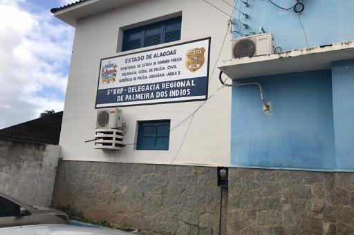 Polícia evita fuga de presos na Delegacia Regional de Palmeira dos Índios