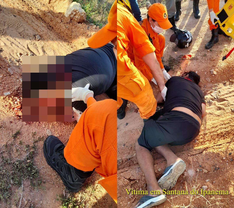 SERTÃO: Três homicídios aconteceram  na região sertaneja nesta segunda-feira