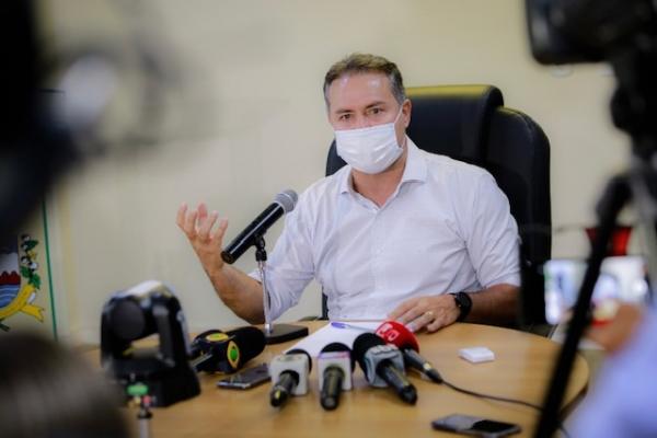 IMUNIZAÇÃO Renan Filho defende agilidade no cronograma de vacinação; novas doses chegam dia 24
