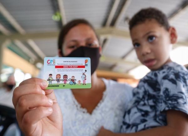 R$ 100 MENSAIS Governo inicia entrega do Cartão Cria em Maceió na próxima segunda-feira (22)