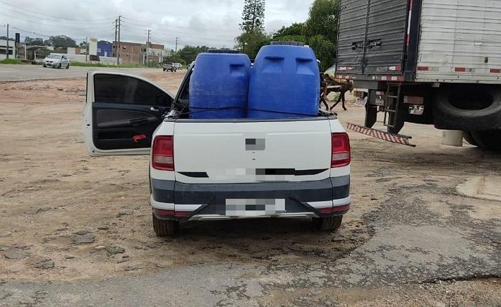 Caminhonete roubada em 2018 da arquidiocese  de Maceió é recuperada pela PRF em Pernambuco