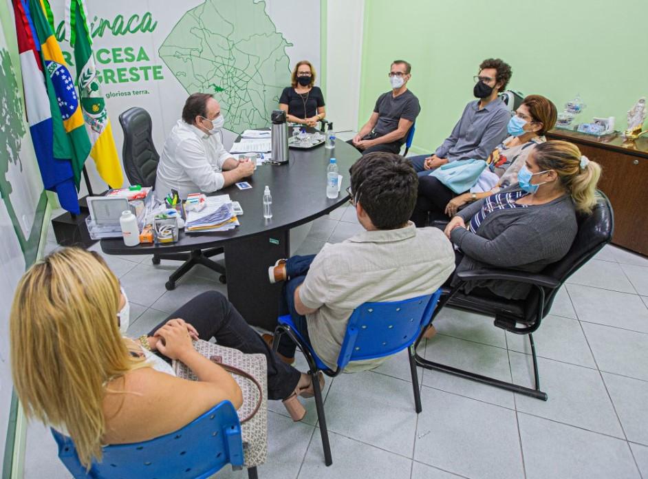 Com apoio da prefeitura, Ufal quer ampliar testagem e diagnóstico da Covid-19 em Arapiraca