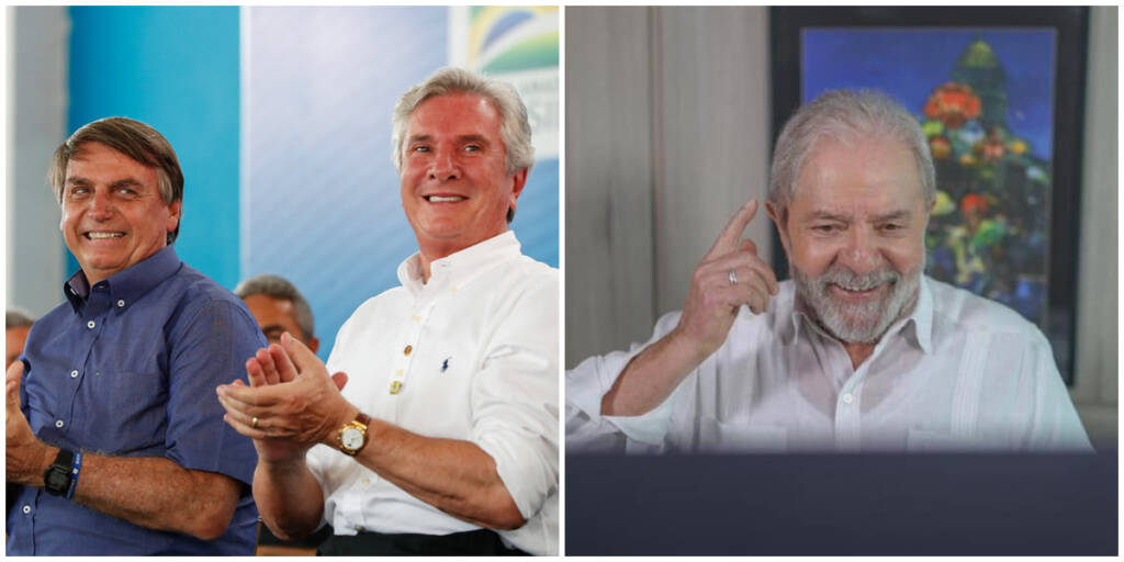 "Apoiador de Bolsonaro, Collor admite que Lula foi injustiçado na Lava Jato: ""Moro foi um crápula"""