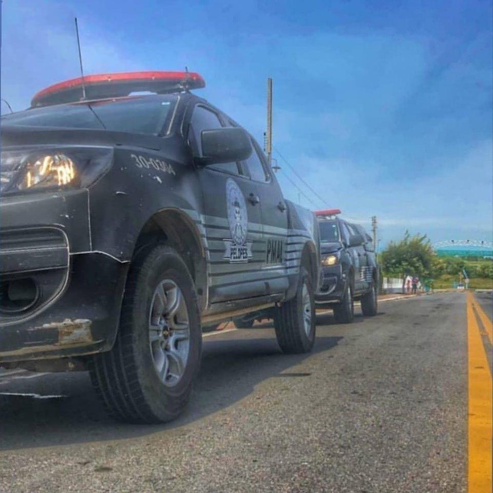SERTÃO: Casal é preso depois de mulher tentar matar suposta amante na zona rural de Delmiro Gouveia