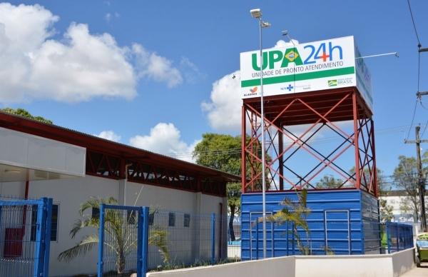 ASSISTÊNCIA PRÉ-HOSPITALAR Governador autoriza, nesta sexta (11), construção de sétima UPA em Maceió