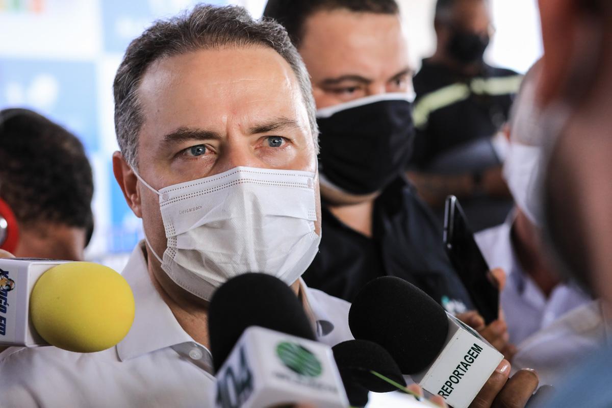 """""""Quem vai decidir é o povo"""", diz Renan Filho sobre eleições de 2022"""