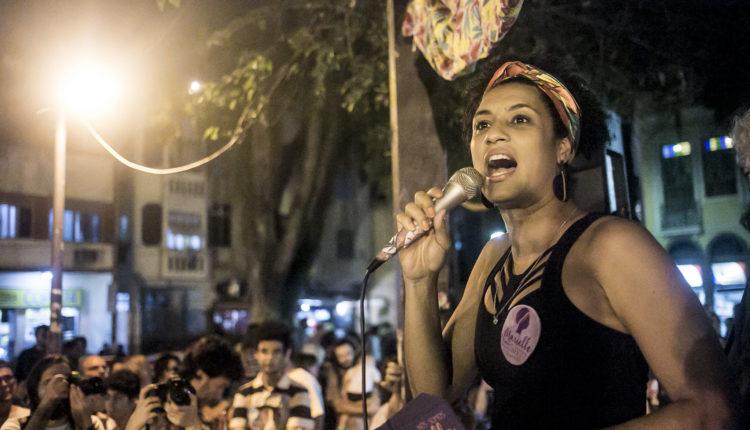 Polícia da PB prende acusado de ordenar morte de Marielle Franco