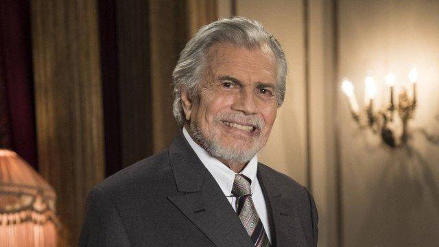 Morre Tarcísio Meira, aos 85 anos, por complicações da Covid-19