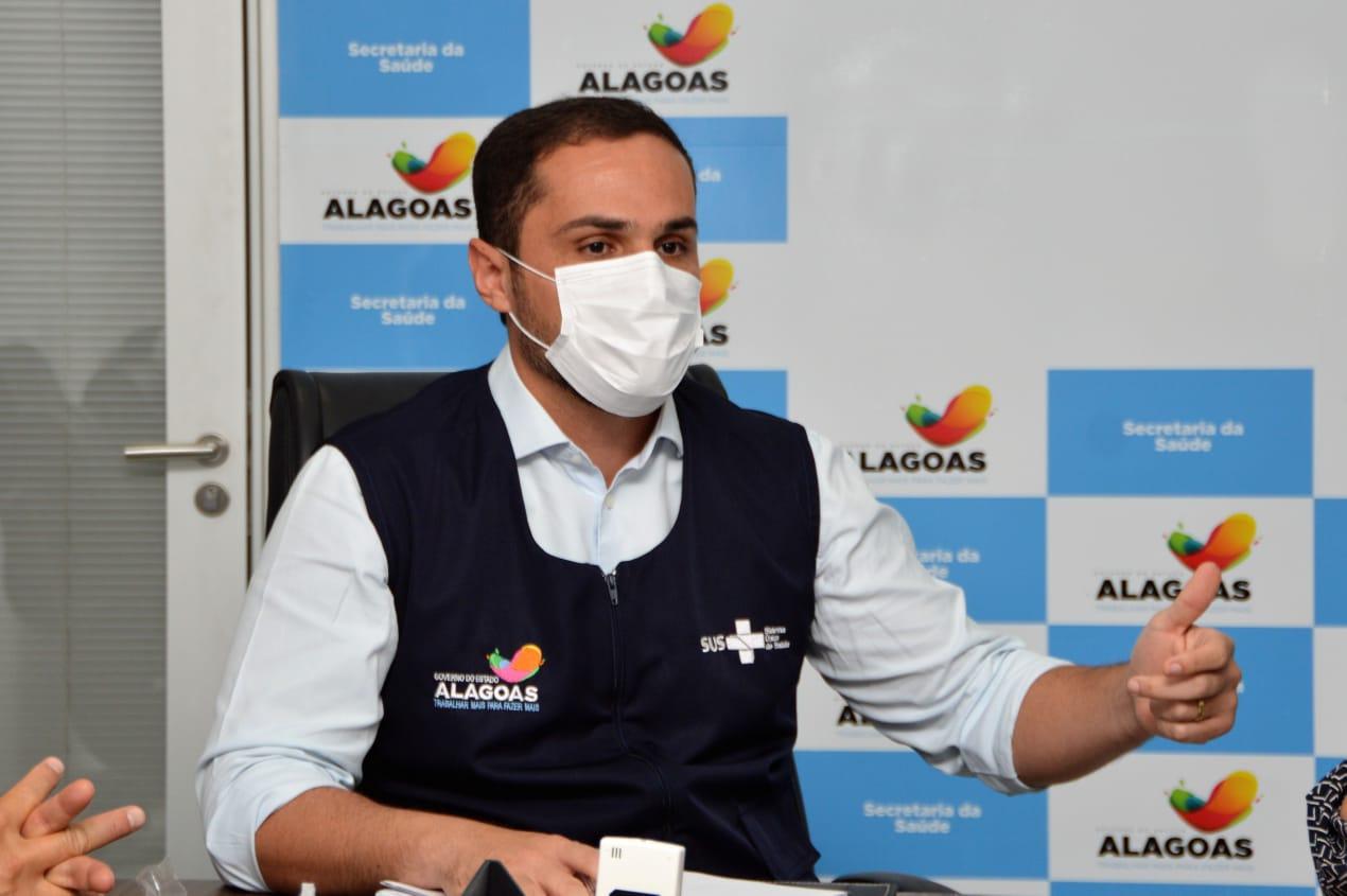 Secretário Alexandre Ayres anuncia para outubro retomada gradativa de eventos de entretenimento em AL