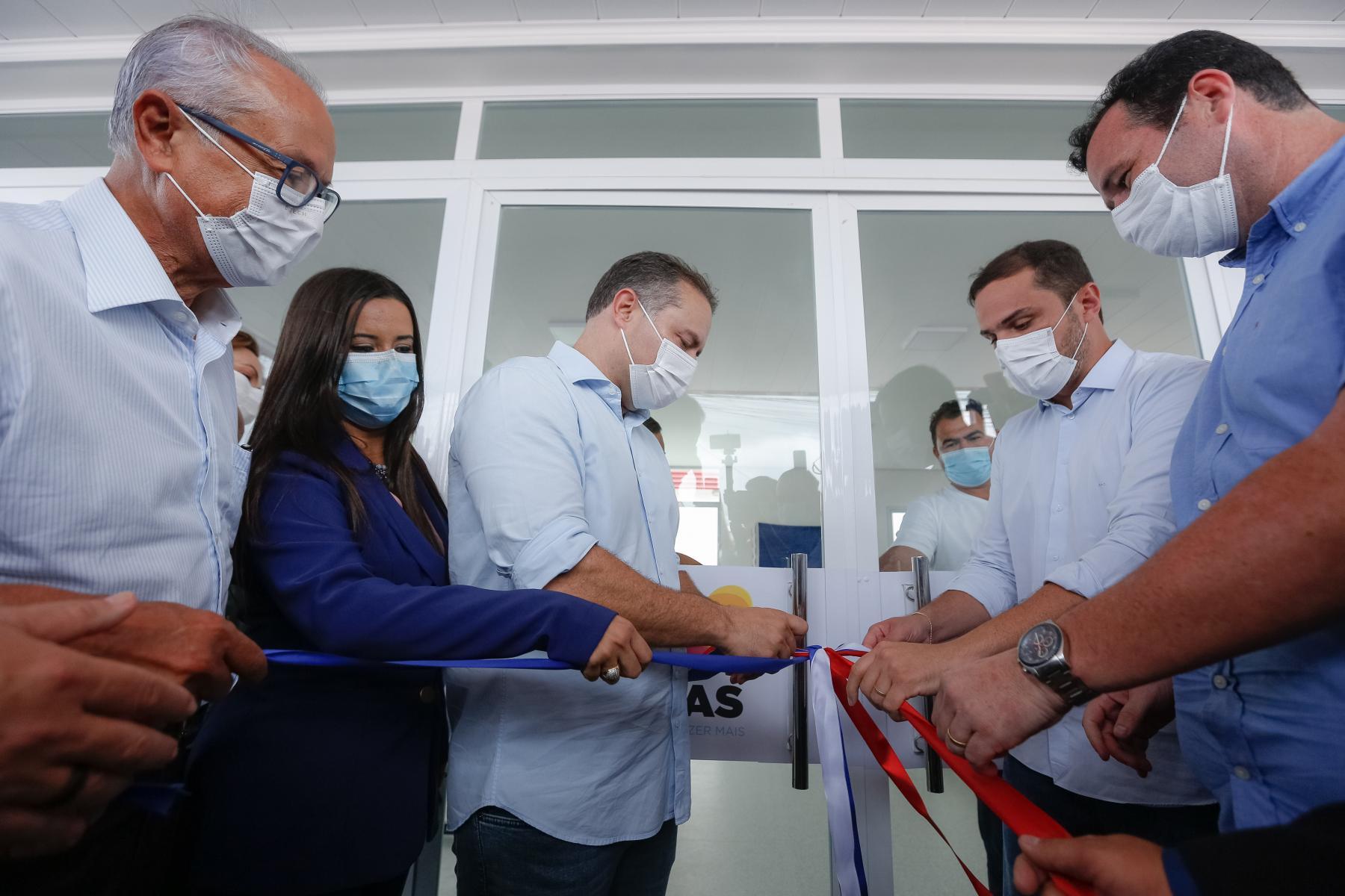 Inaugurada hoje pelo governo, UPA  Cidade Universitária abre as portas nesta terça (21)