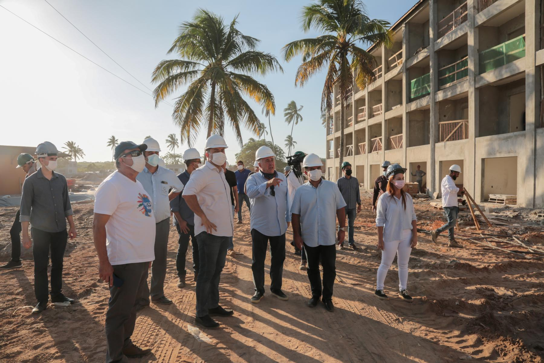 Incentivada pelo governo, rede hoteleira de alagoas se expande com a construção de novos empreendimentos