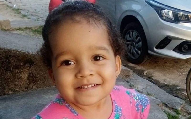 Após ser picada por escorpião, menina de três anos não resiste e morre no HGE