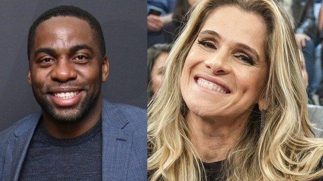 Lázaro Ramos e Ingrid Guimarães deixam a TV Globo e já têm novo destino